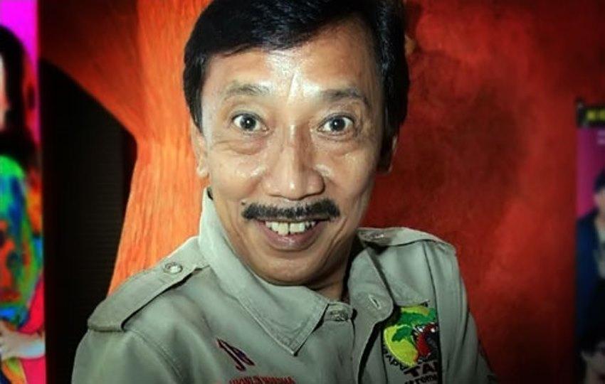 Tinggalkan Indonesia, komedian Doyok dikabarkan menetap di Amerika Serikat bersama putrinya